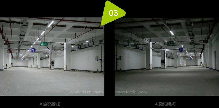 一,led智能照明灯具外观图 /  product appearance